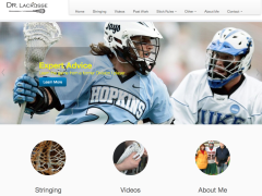 Lacrosse Website