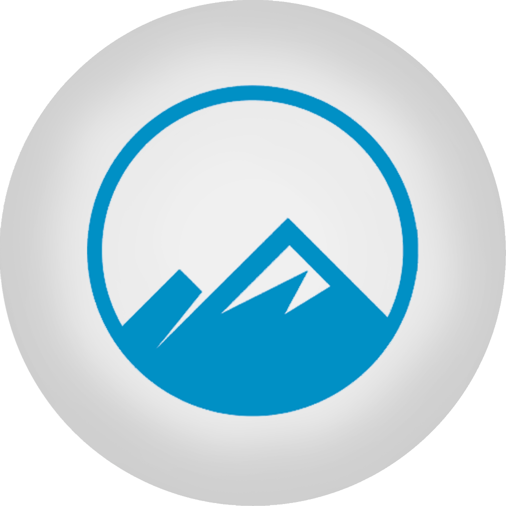 Website Mountain Icon