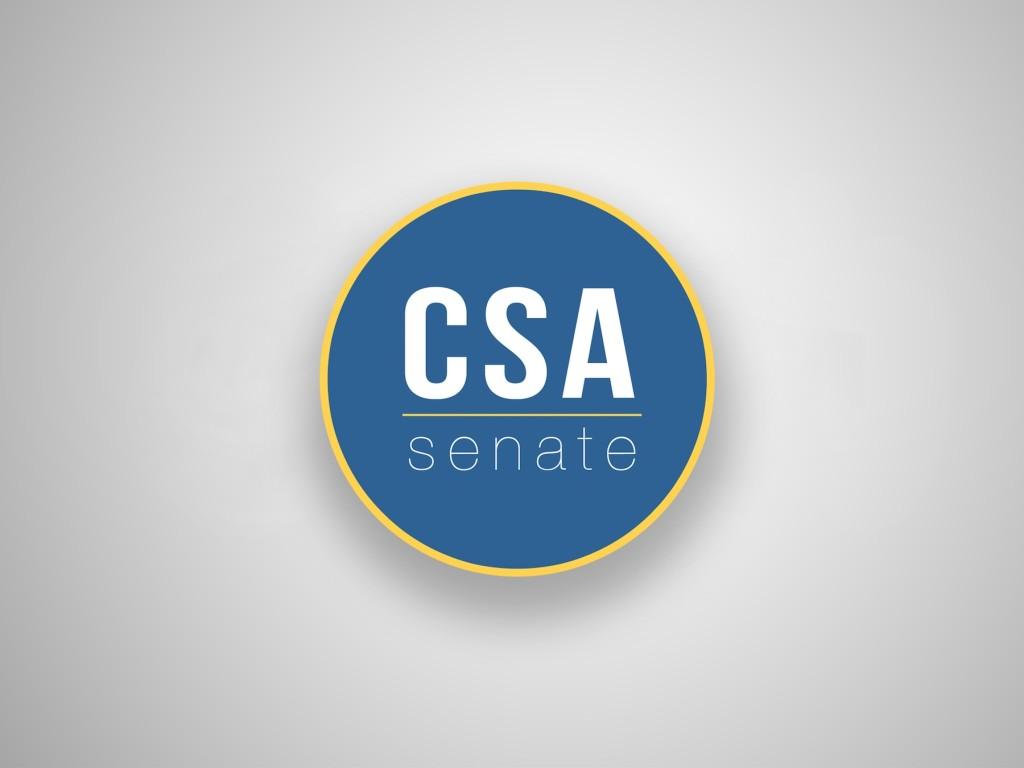 Mock CSA Senate Logo